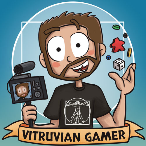 Vitruvian Gamer